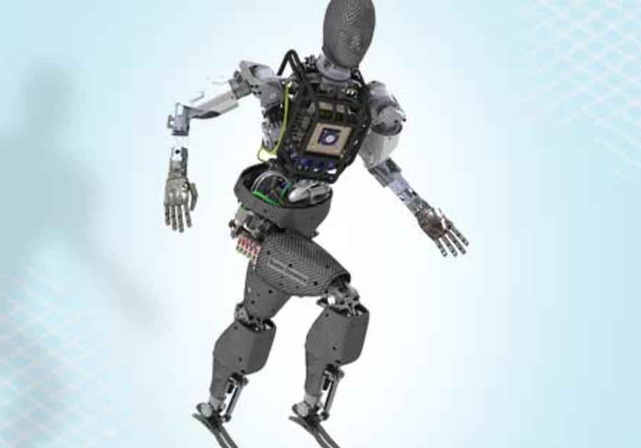 Control the robot