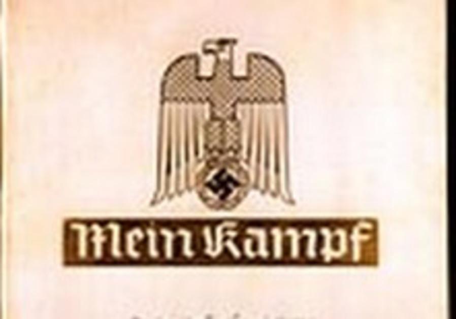 Polish court punishes 'Mein Kampf' publisher