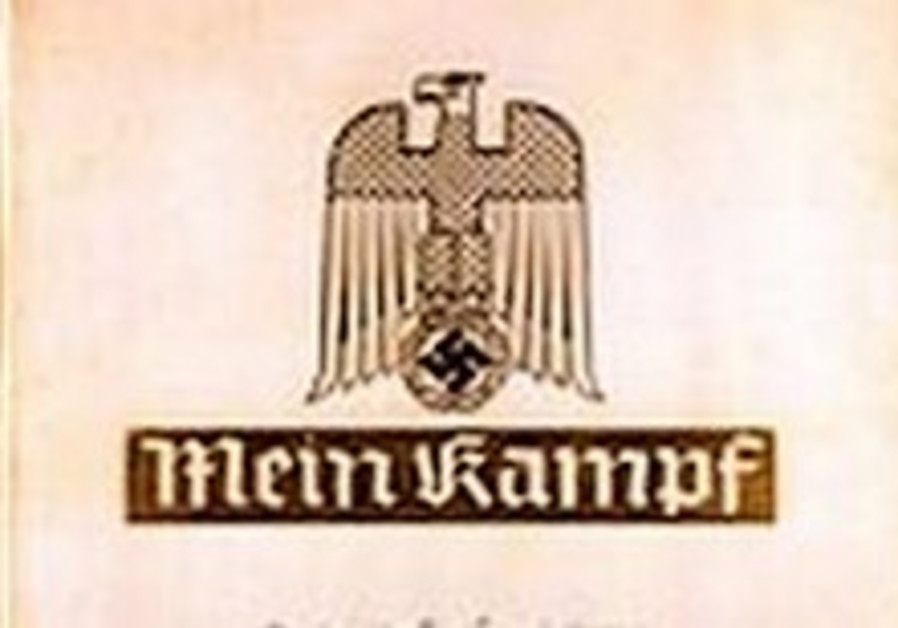 Should 'Mein Kampf' be re-published?