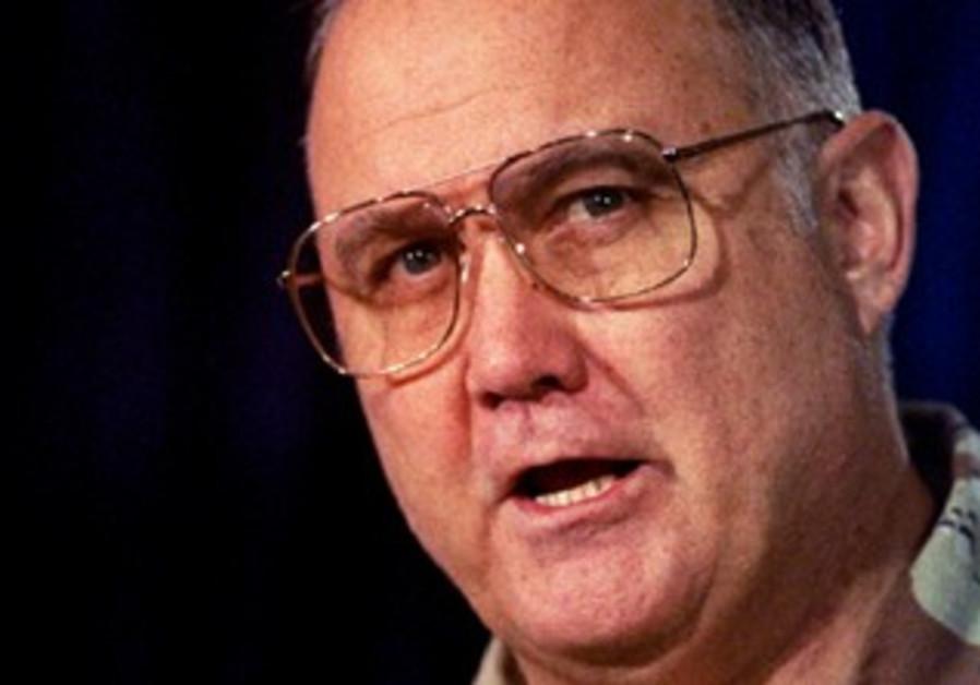 Retired US General Norman Schwarzkopf