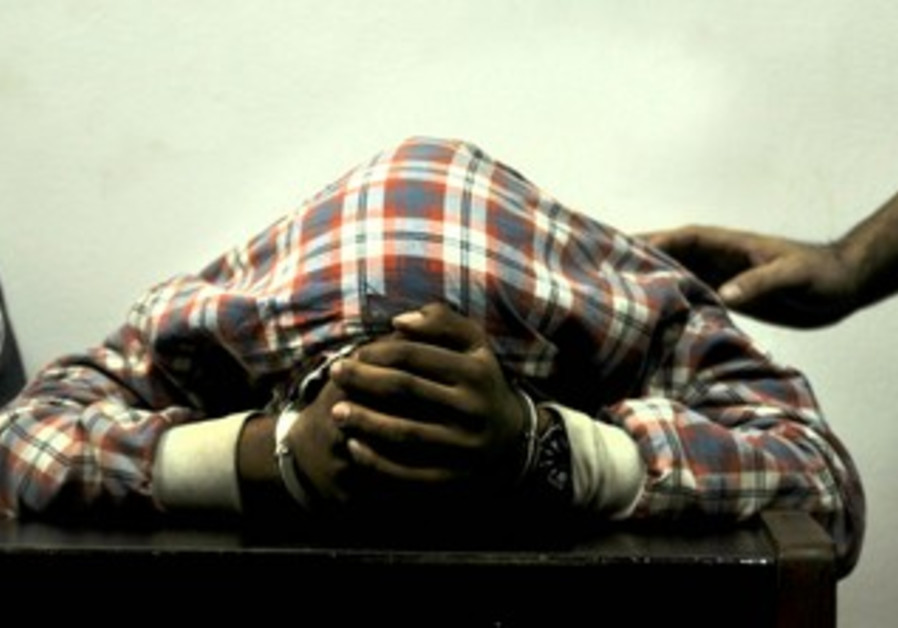 Eritrean rape suspect at TA court