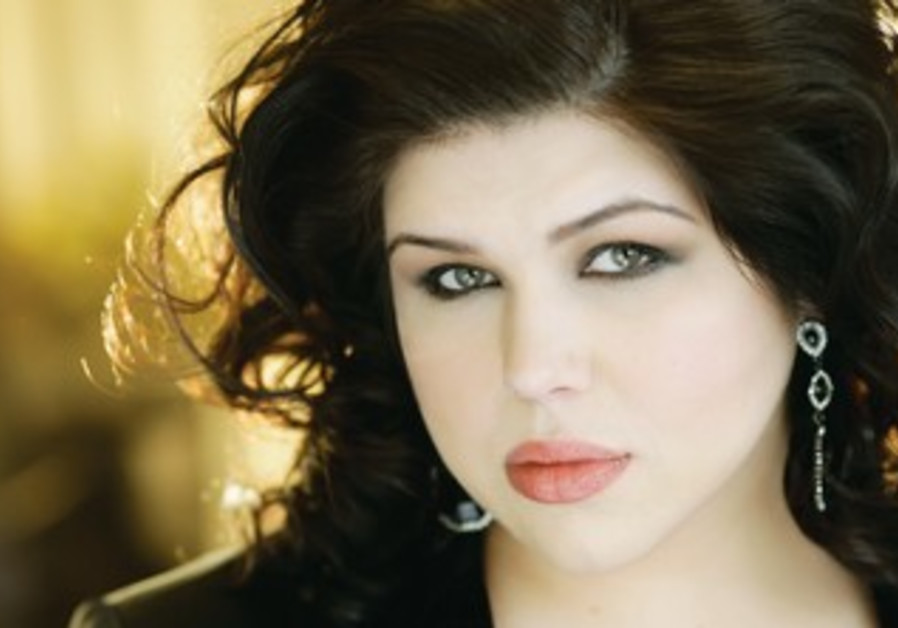 Opera singer Leah Crocetto.