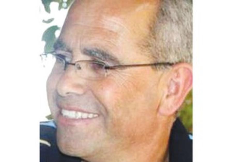 Rights activist AYMAN NASSER.