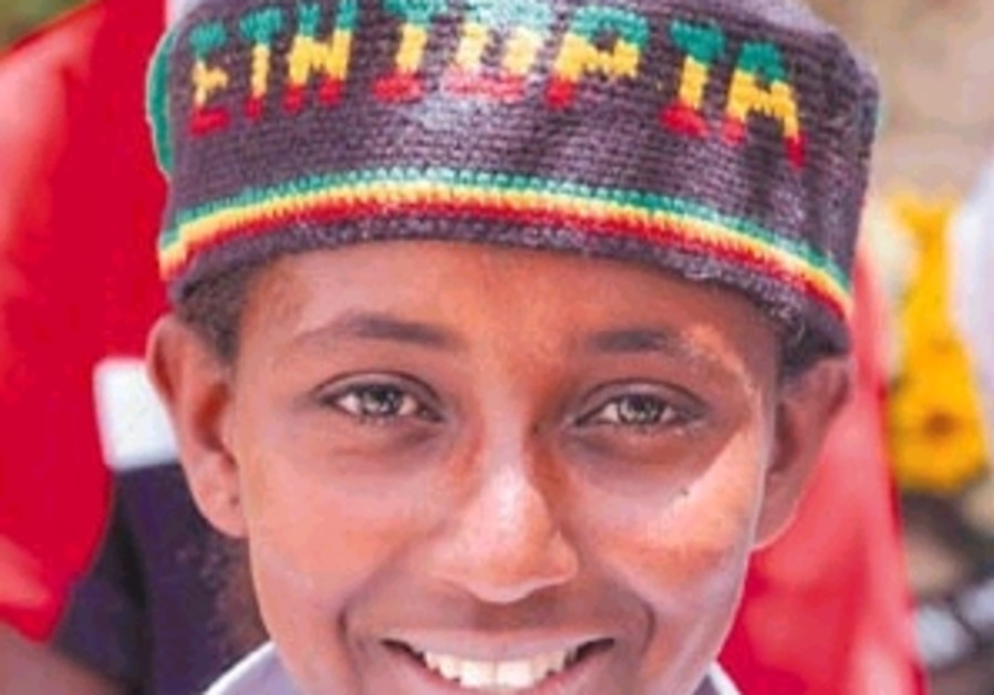 Ethiopians rally for continuing aliya