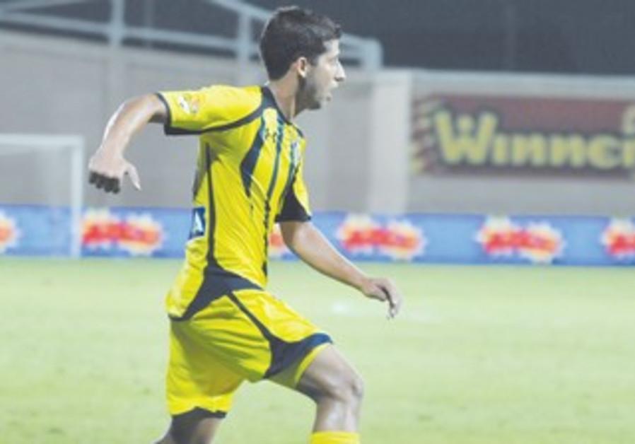 Maccabi Tel Aviv's Dor Micha