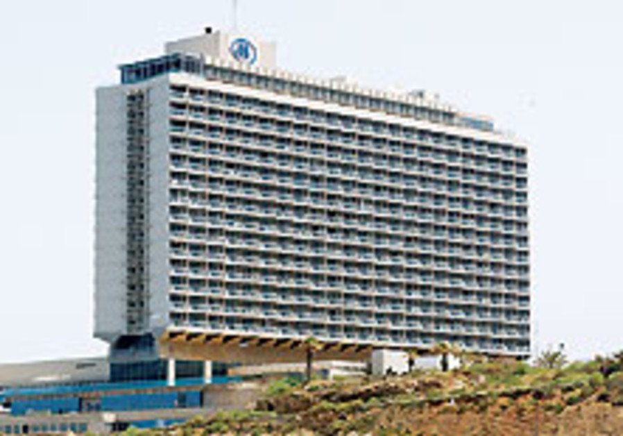 Hotel service in Israel gets a boost
