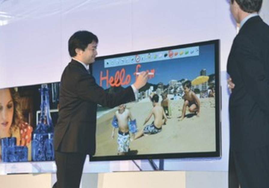 Viera Smart TV unveiled in Las Vegas