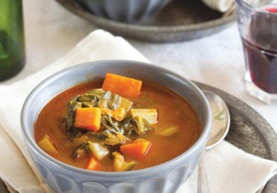 Tunisian soup