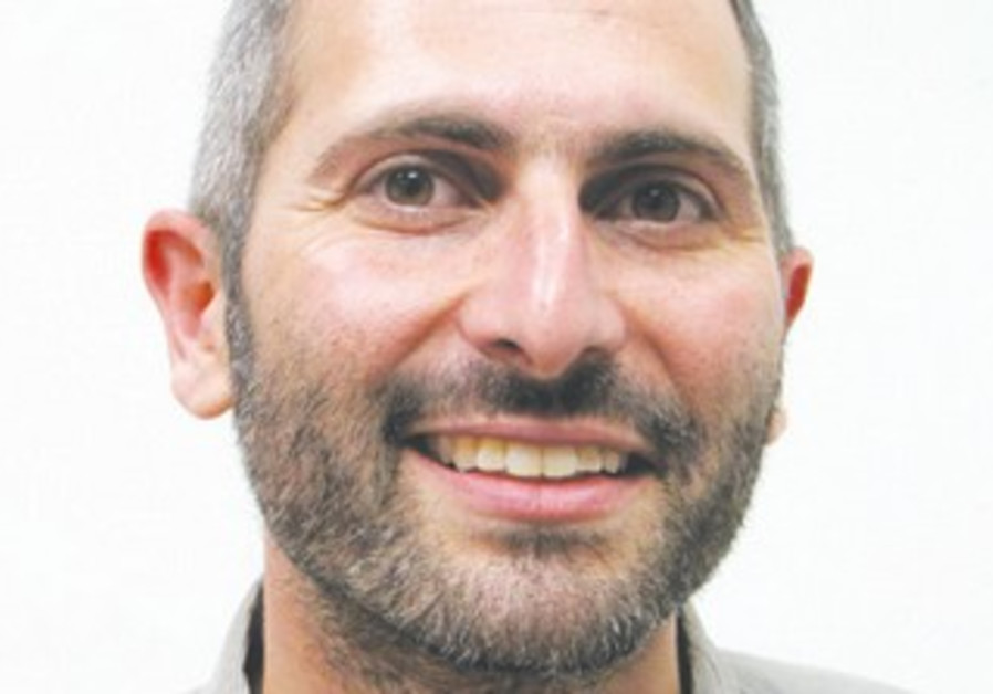 Pediatric gastroenterologist Dr. Oren Ledder