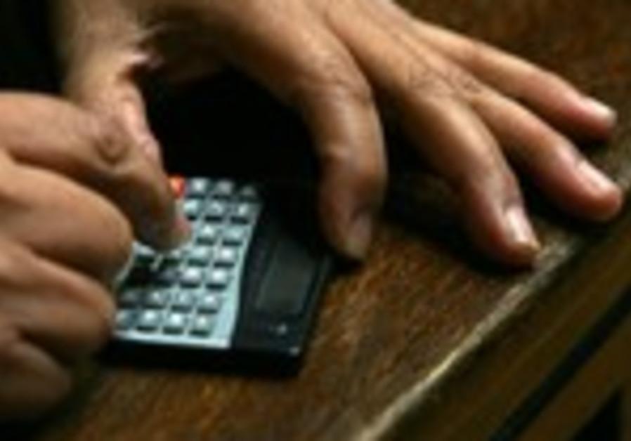 An accountant [illustrative photo]