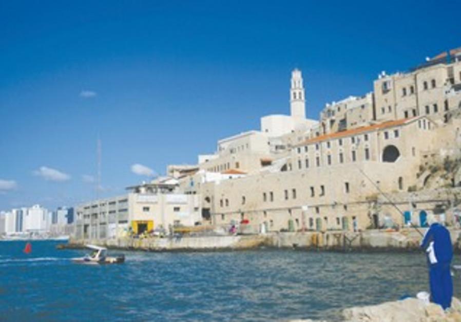 The Jaffa Port