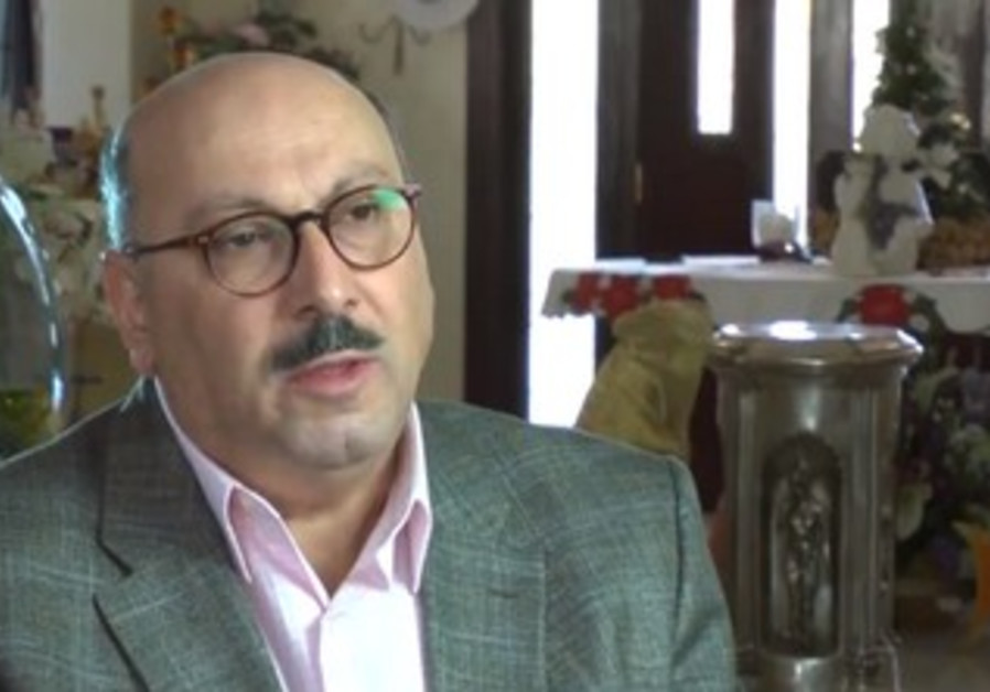 Palestinian representative to UK Manuel Hassassian