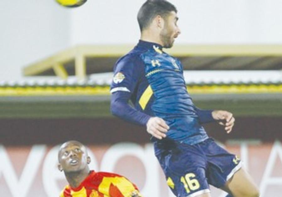 Maccabi TA Eliran Atar, Ashdod SC Rahamin Chekol