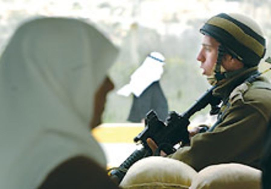 IDF drafts pre-intifada pullback plan