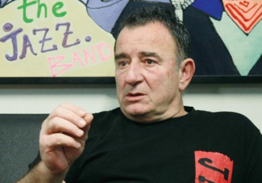 Concert promoter Shuki Weiss.