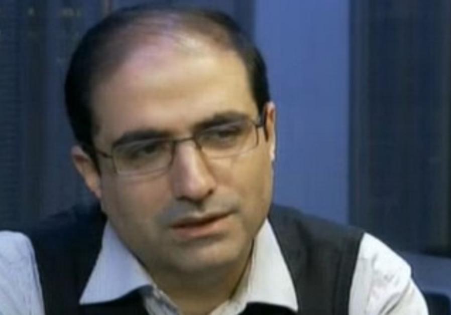 Mohammed Razza Hidari, former Iranian diplomat.