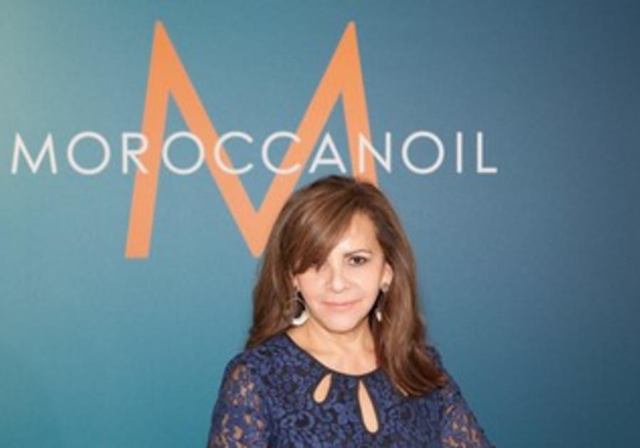 Carmen Tal of Moroccanoil