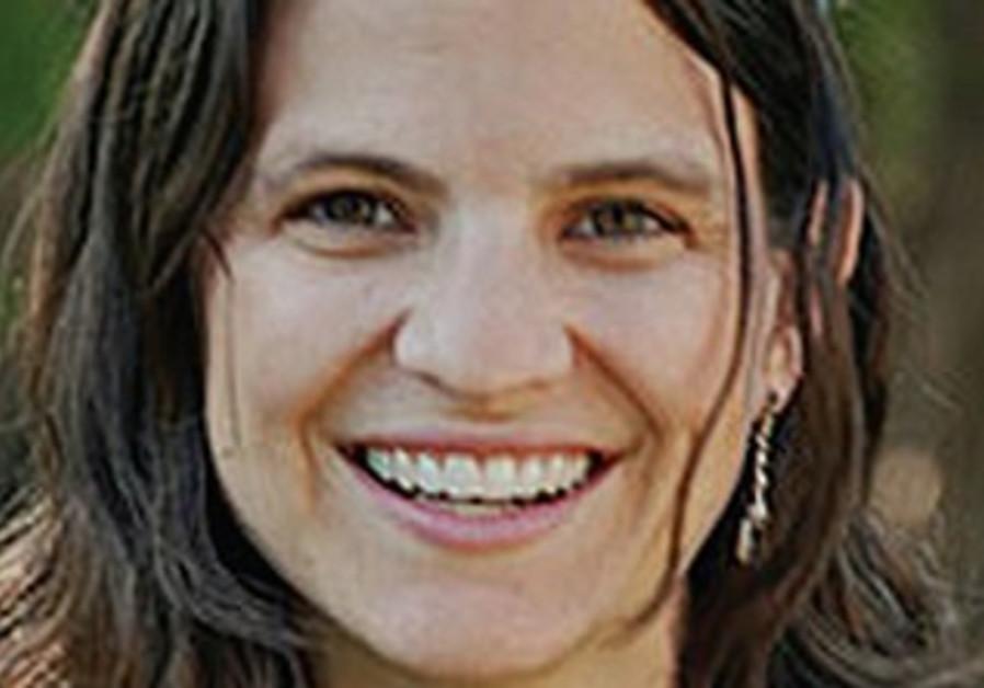 Rabbi Sharon Brous.