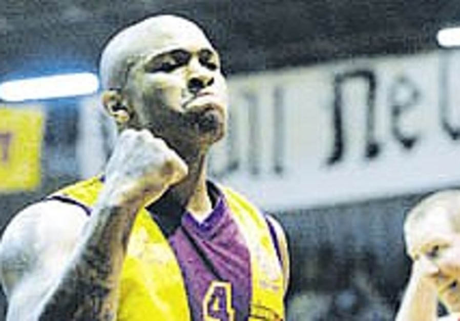 Local Hoops: J'lem loses to Holon, drifts from 4th