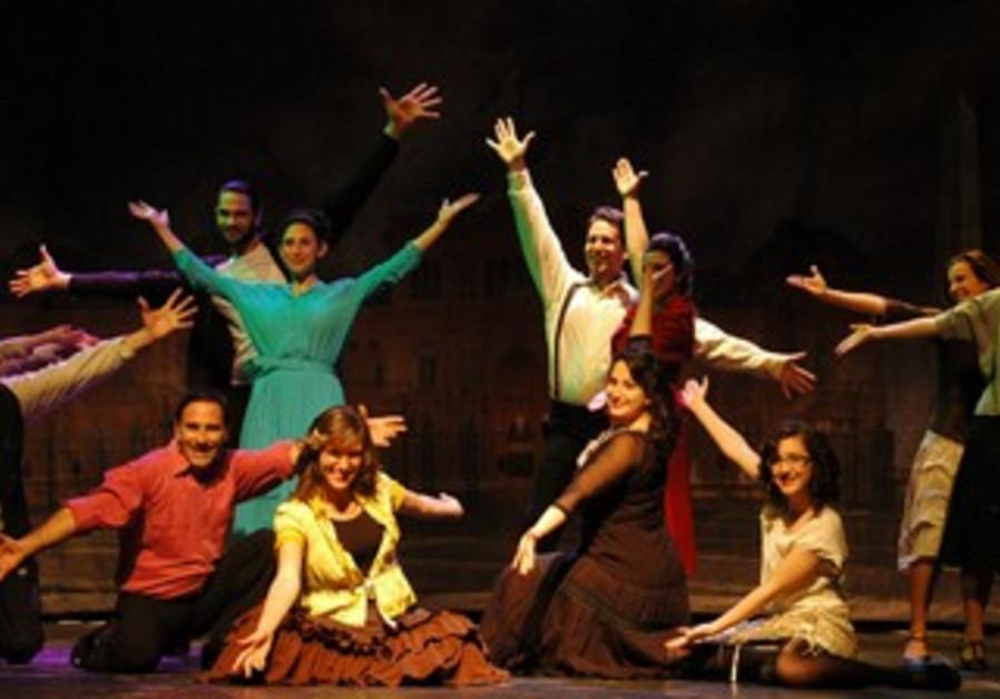 Andrew Lloyd Webber/Tim Rice musical Evita