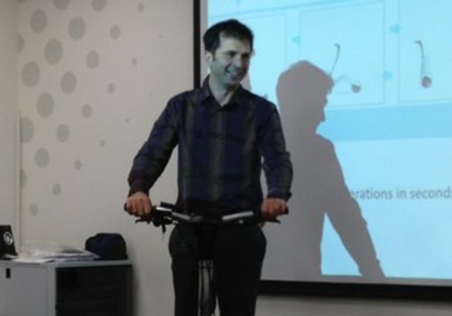 Muv-e CEO Amir Zaid