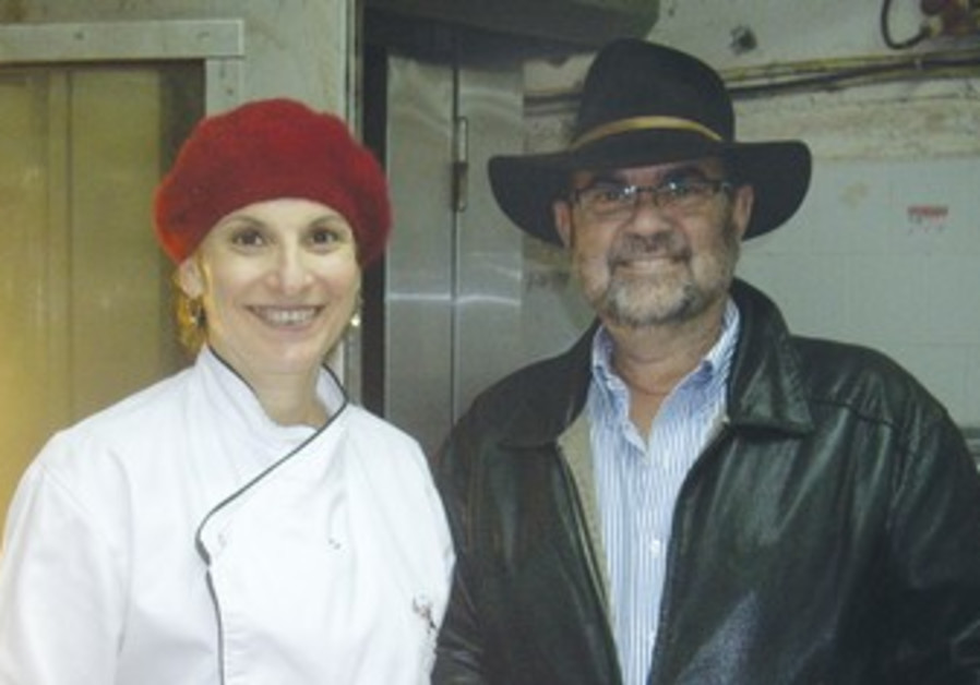 David and Gili Ehrlich of Gili's Goodies