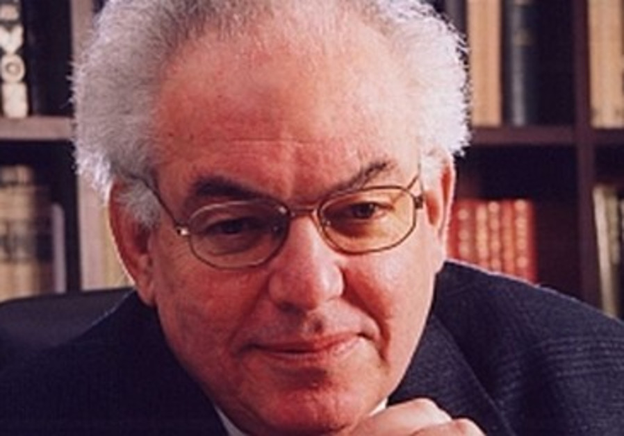 Rabbi David Hartman