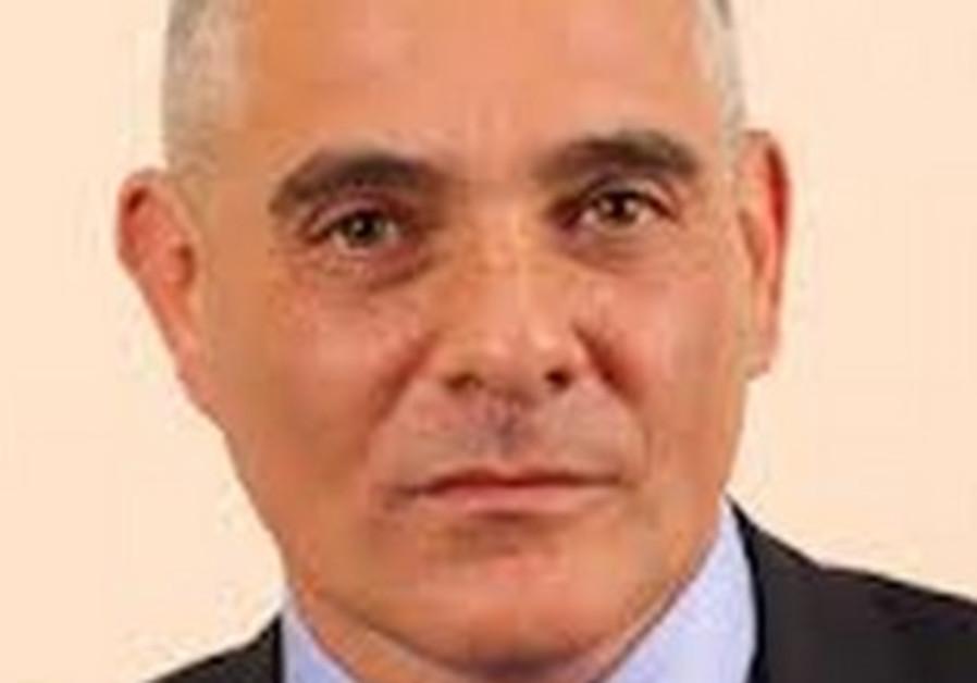 Ronen Hoffman,  the 19th MK on Yesh Atid's Knesset list.