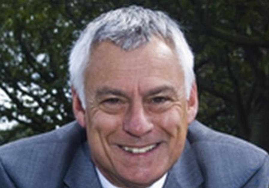 David Ward, UK's Bradford East's Lib Dem MP
