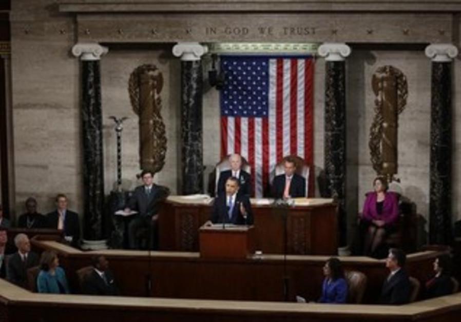 Obama State of Union address