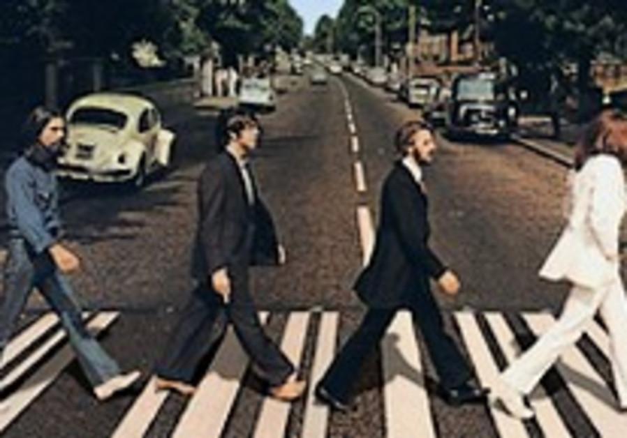 Beatlemania finally hits Holon