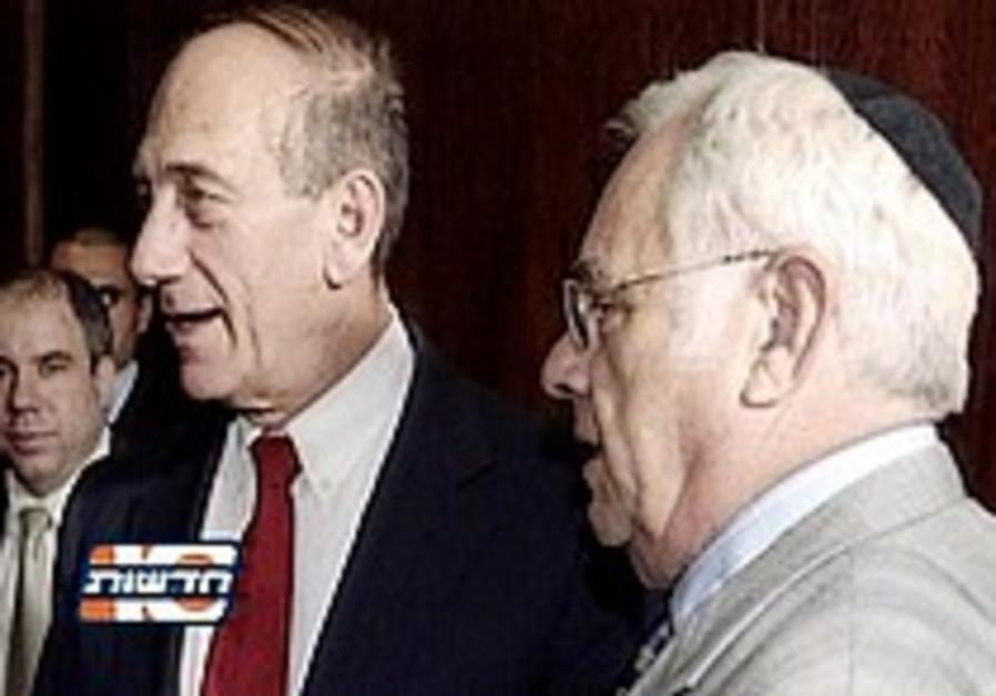 'Messer will complicate Olmert's case'