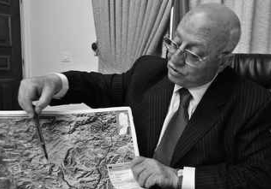 AHMED QUREI, at the time Palestinian prime minister