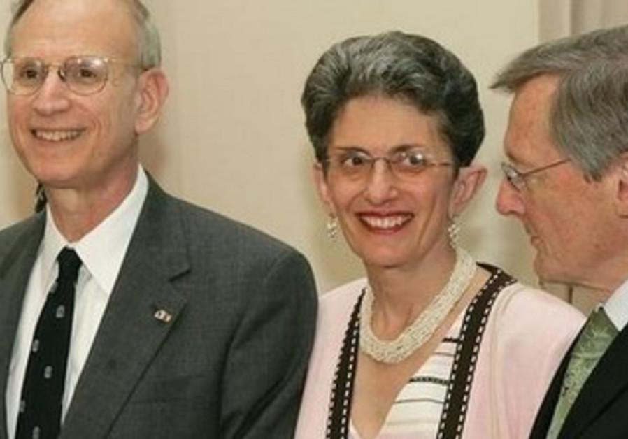 Frances Eizenstat.