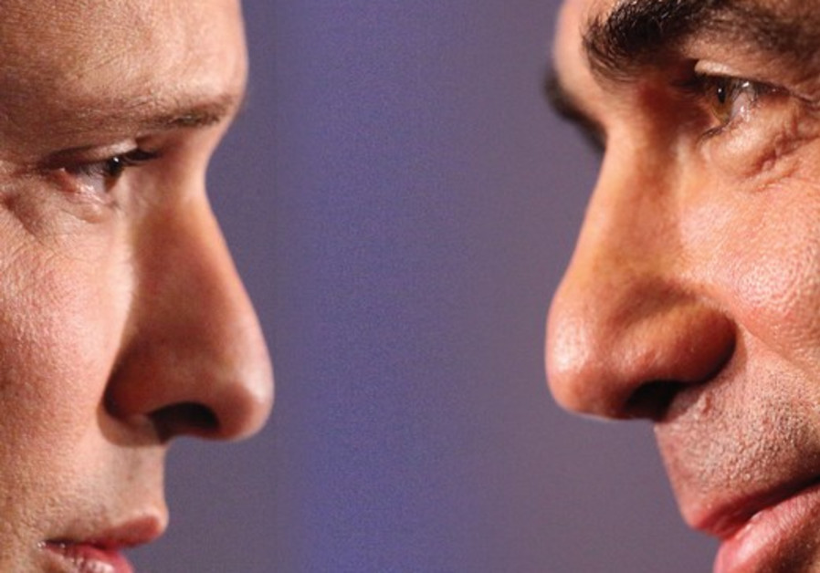 Bennett et Lapid, une alliance qui fait enrager le Likoud.