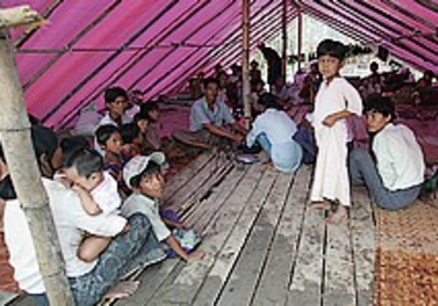 Int'l conference offers aid to Myanmar cyclone victims