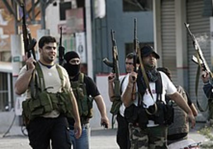 Lebanon expands troop deployment