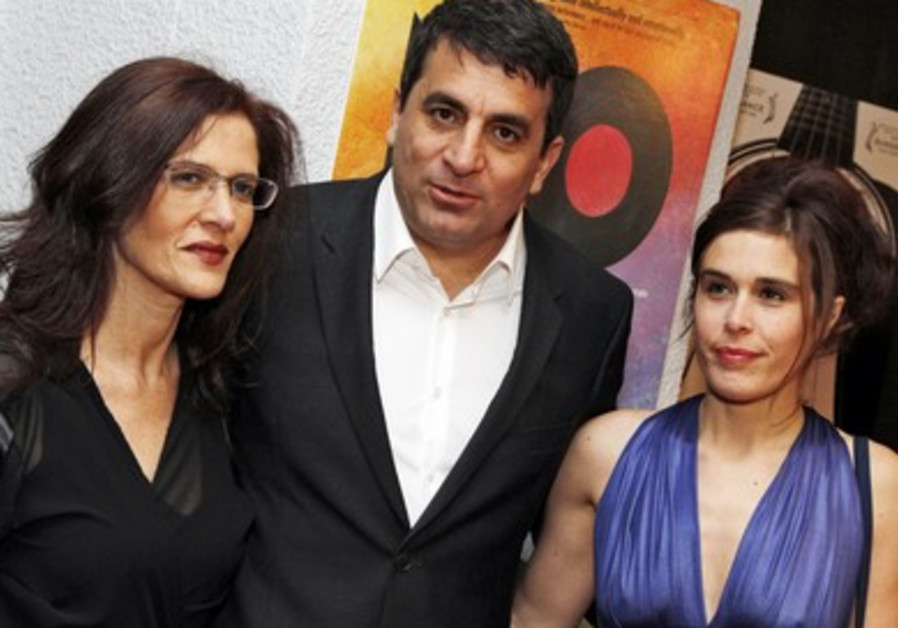 'The Gatekeepers' filmmakers