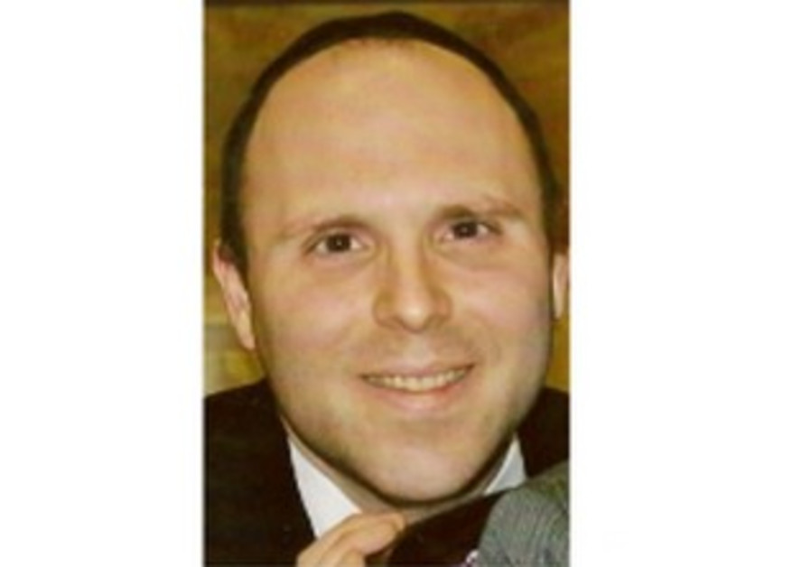 Congress staffer Aharon Friedman who refuses to give wife 'get'.