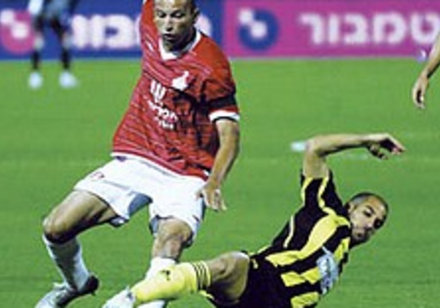 Soccer: Betar and Netanya disappoint in debuts