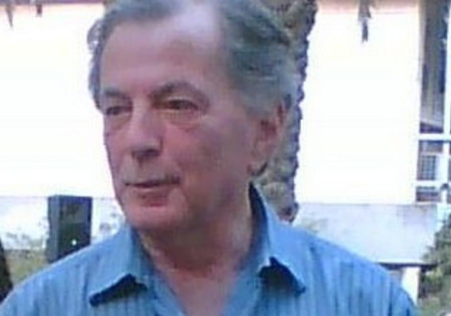 Former Israeli ambassador Itamar Rabinovich