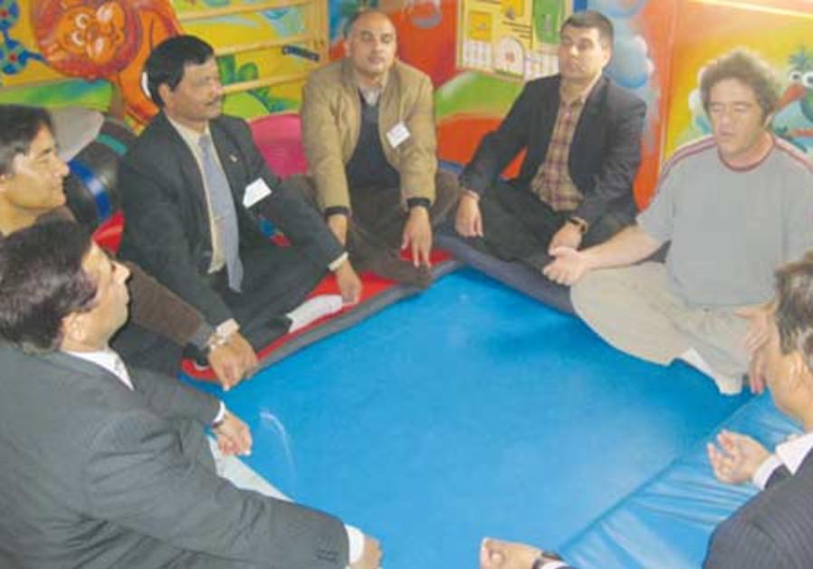 Educators from Nepal