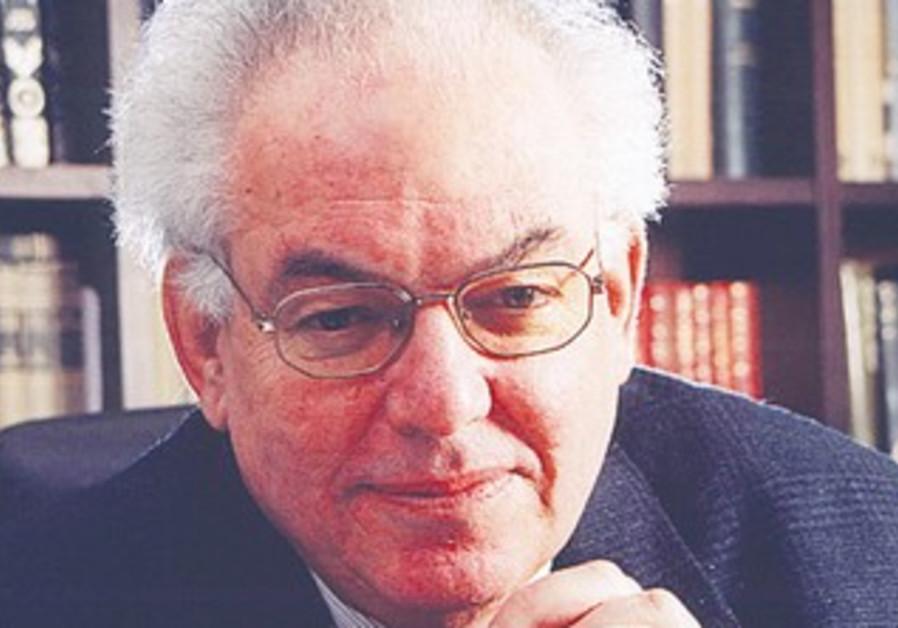 Rabbi David Hartman.