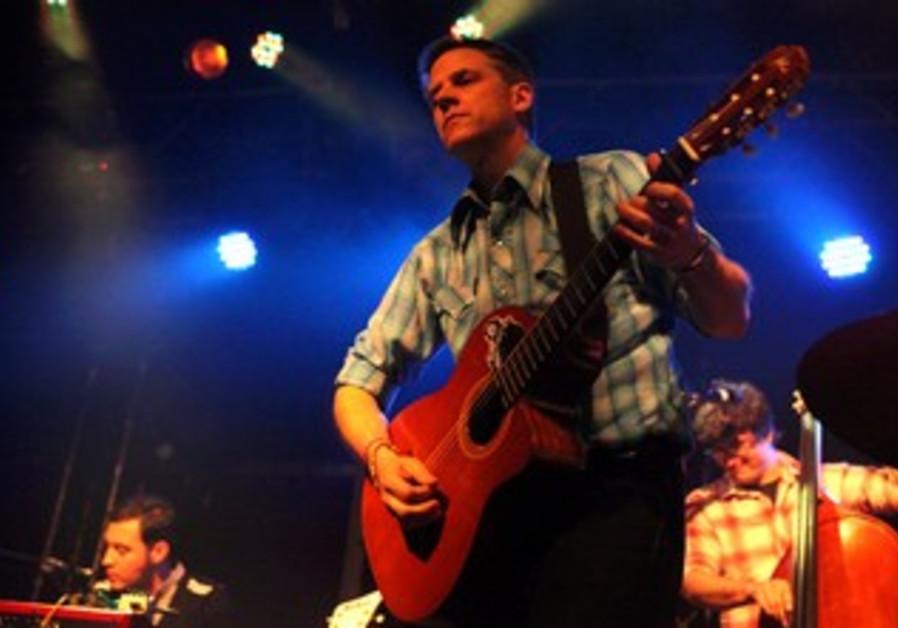 Calexico bandleader Joey Burns