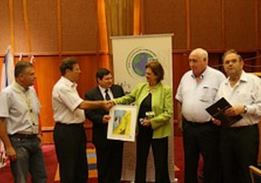 Fifth KKL-JNF World Leadership Conference: Education Minister Yuli Tamir says 'Education is Security'