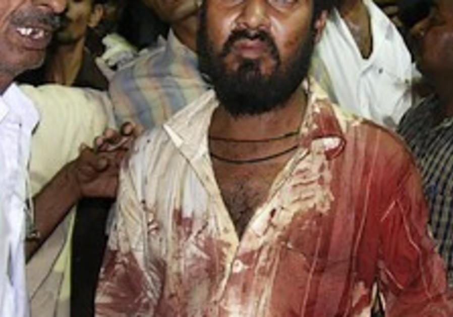 At least 80 killed in India terrorist attack