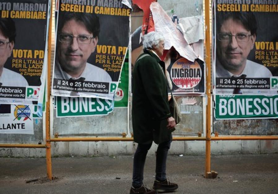 Impasse parlementaire en Italie