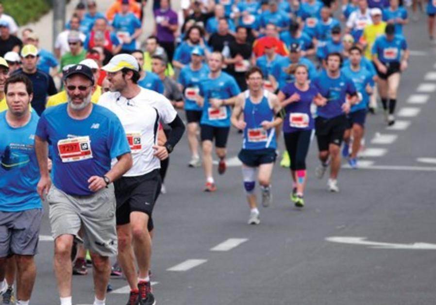 Marathon de Jérusalem