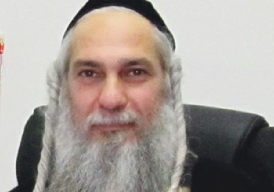 Rabbi Avinoam Cohen.