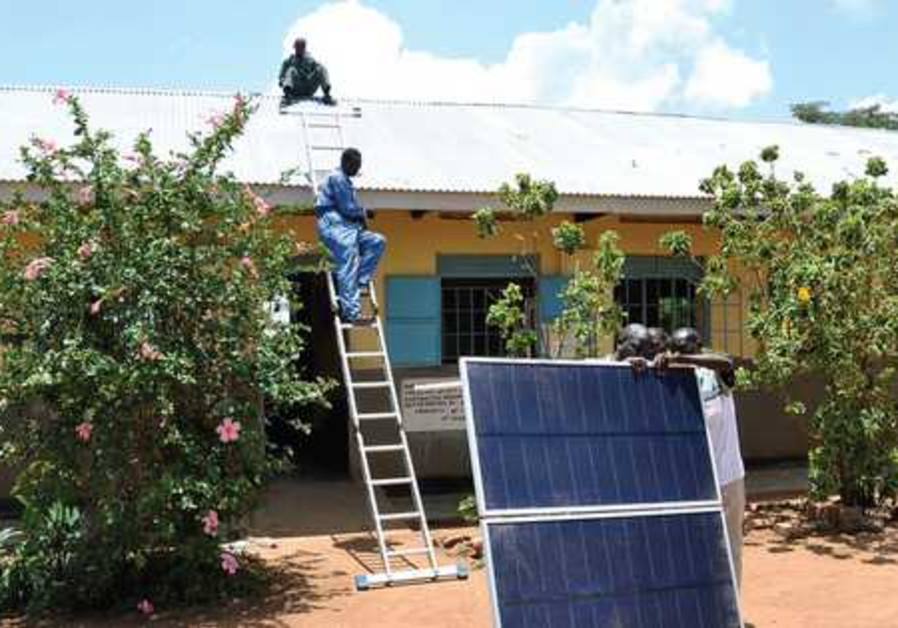 Innovation Africa Solar Pannels 521